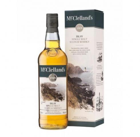 уиски Маклеландс Айла 700мл /McClelland's Islay
