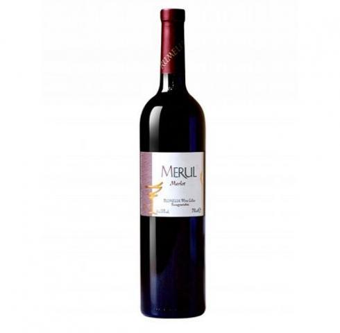 вино Мерул 750мл Мерло 2008