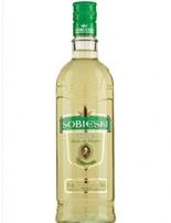 водка Собиески 700 мл. Зелен p1