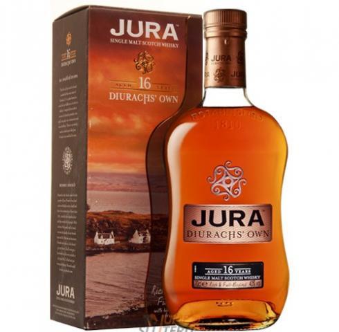 уиски Джура 700мл 16г