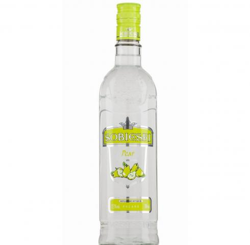 водка Собиески 700мл Круша