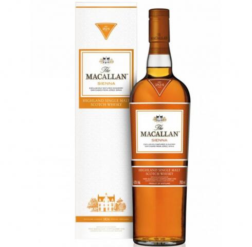 MACALLAN SIENNA SHERRY OAK SINGLE MALT 0,7l