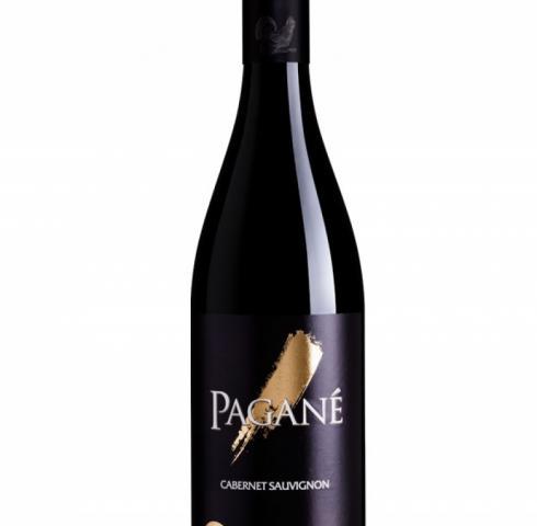 вино вила Любимец Пагане 750мл Каберне Совиньон