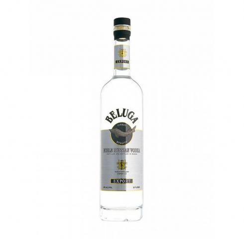 водка Белуга 1,5л Нобъл
