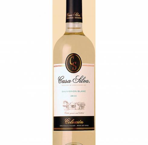 вино Каса Силва 750мл совиньон блан