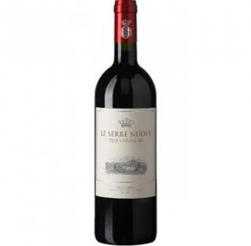 вино Тенута дел Орнелая Ле Сере Нове 750мл Булгери DOC