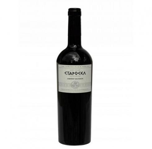 вино Старосел 750мл Каберне Совиньон