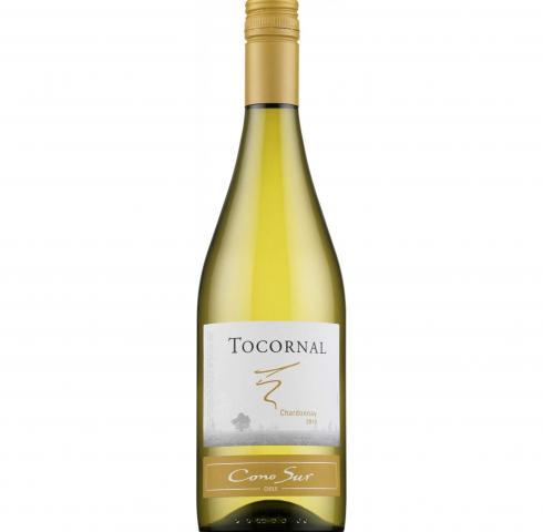 Вино Коно сур Токорнал Шардоне 0.750мл