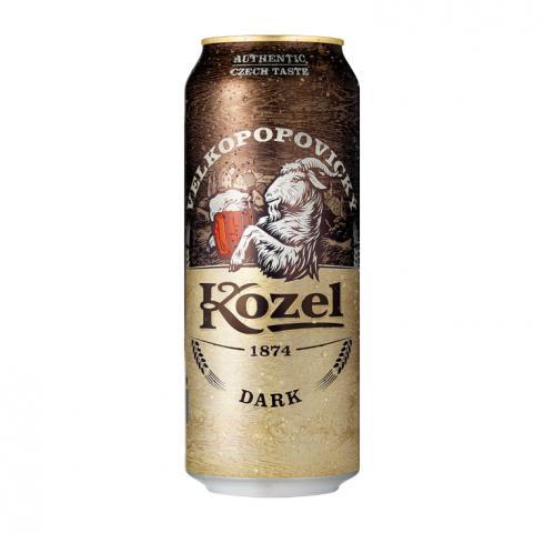 бира Козел кен 500мл тъмна