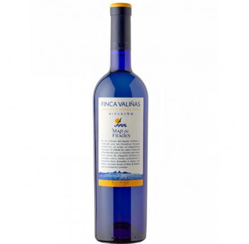 вино Мар де Фрадес Финка Валинас 750мл Албариньо 2014