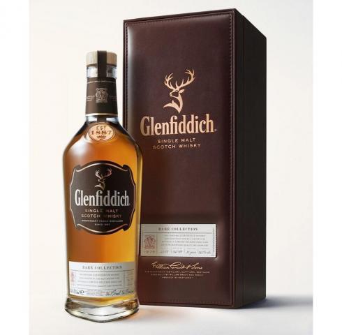 уиски Гленфидиш 1978 Rare Cask 700мл
