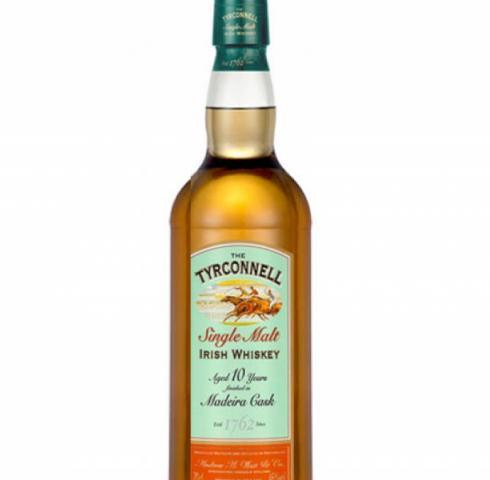 уиски Тирконел 700мл Мадейра Финиш 10г p1
