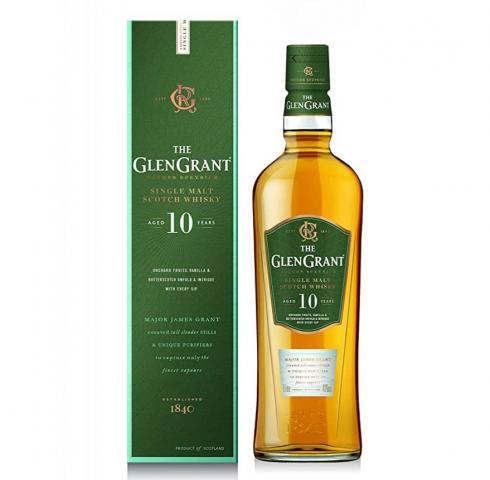 уиски Глен Грант 700мл 10г