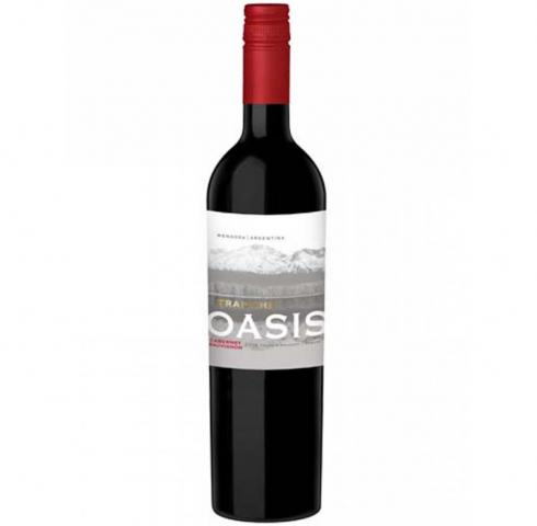 вино Трапиче Оазис 750мл Каберне Совиньон 2012