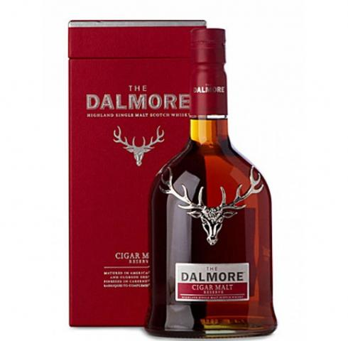 уиски Далмор 700мл Цигар Малц