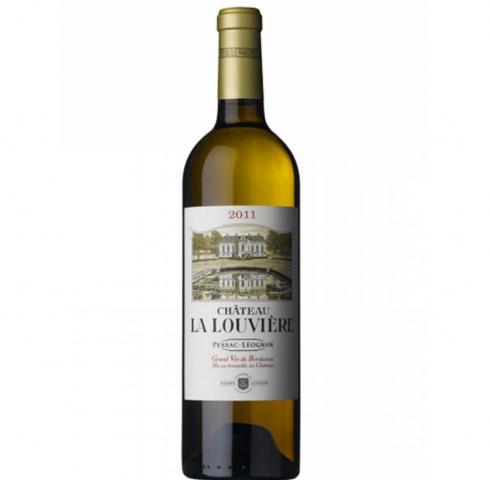 вино Шато ля Лювиер 750мл Блан 2012