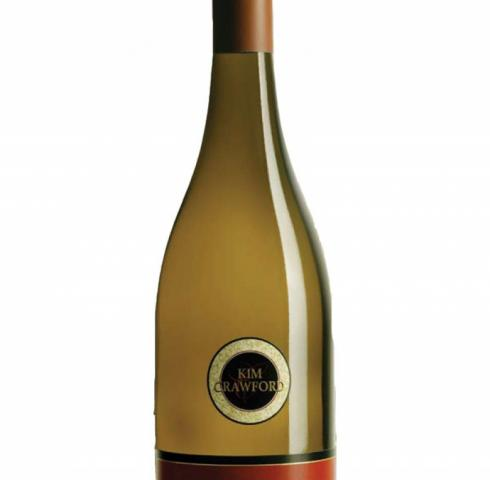 wine Domaine Boyar New Zeland Marlborough Kim Crawford 0.75 Chardonnay