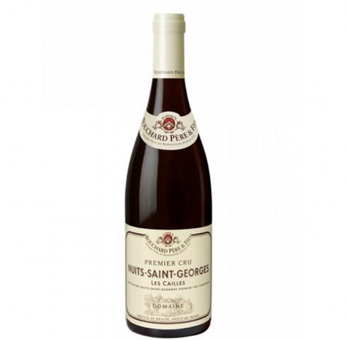 вино Бушар Пер е Фис Нюи-Сен-Жорж Ле Кай Прьомие Крю 0,75 л Пино Ноар 2010