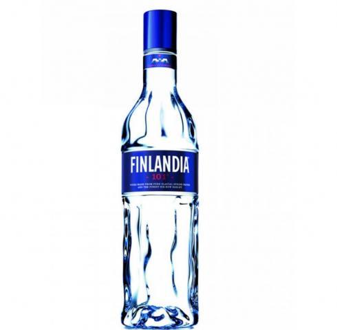 водка Финландия 700мл 101п.