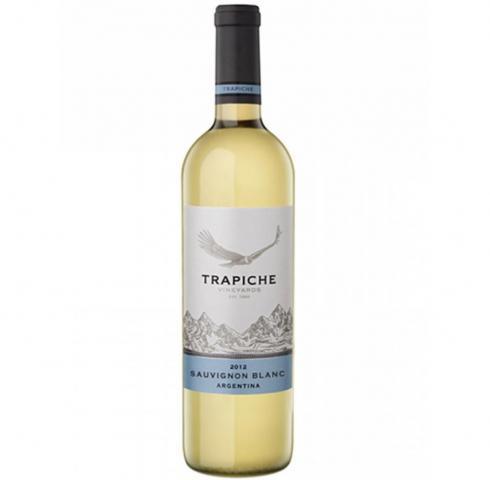 вино Трапиче Винярдс 750мл Совиньон Блан