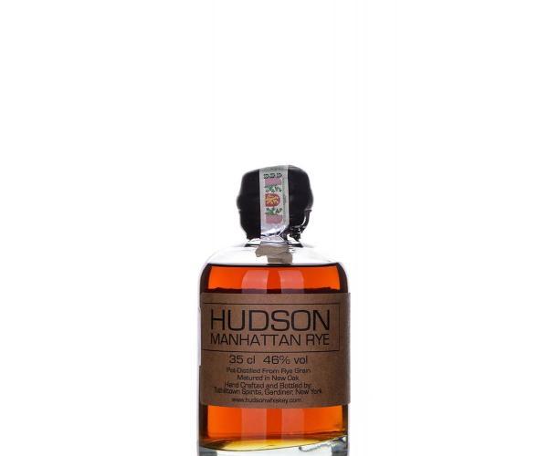 уиски Хъдсън 350мл Манхатън Рие p1