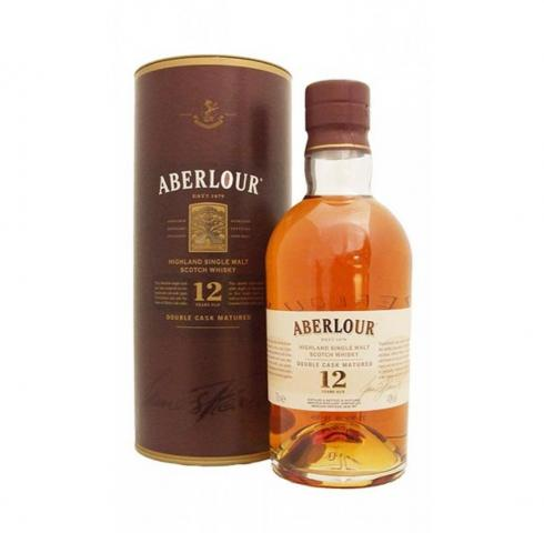 whiskey  ABERLOUR 700 SINGLE MALTS 12YO