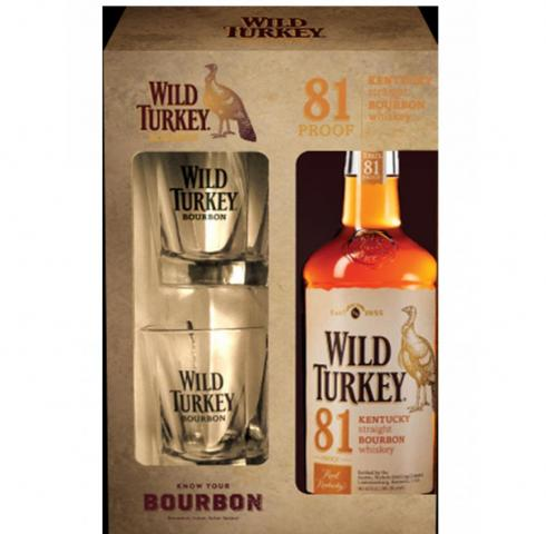 Bourbun Wild Turkey 0.7l 81 PF