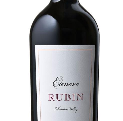 Вино Едоардо Миролио Еленово 750мл Рубин
