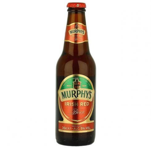 бира Мърфис 330мл червена