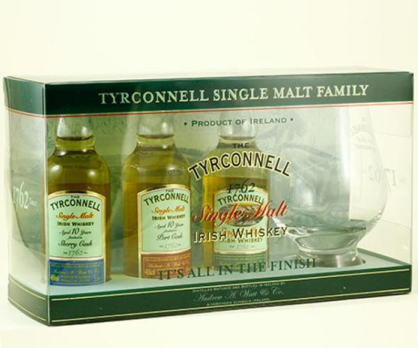 Специална колекция от миниатюри уиски Тирконел 3 x 0.05ml p1
