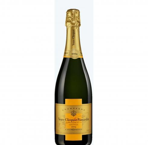 шампанско Вьов Клико 750мл Винтидж Резерва 2008