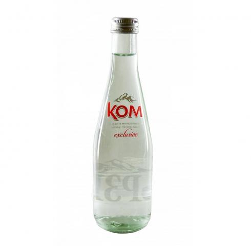 минерална вода КОМ 330мл стъкло