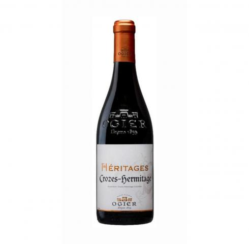 вино Ожие 750мл Еритаж Кроз-Ермитаж