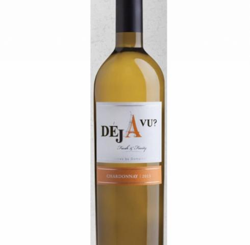 вино Домейн Бойар 375мл Дежа Вю Шардоне