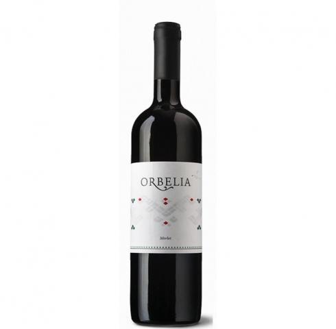 вино Орбелия 750мл Мерло 2013