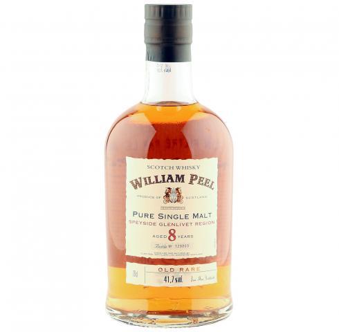 уиски Уилям Пил 700мл 8г