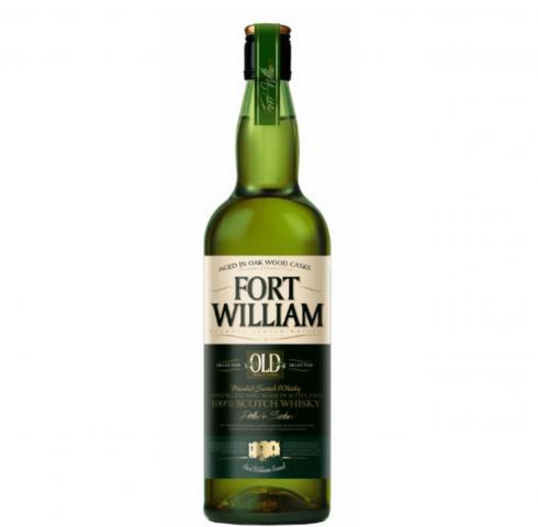 уиски Форт Уилям 700мл