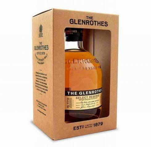 уиски Гленродс 700мл селект резерва