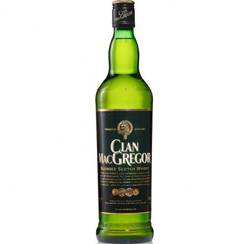 уиски Клан Макгрегър 700мл