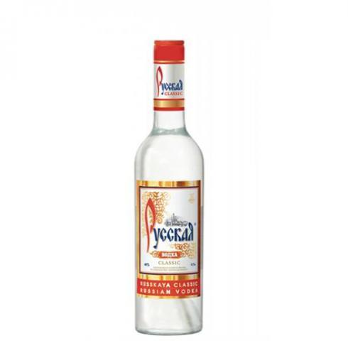 водка Руская 500мл