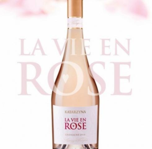 вино Катаржина 750мл Ла Ви Ан Розе Гренаш