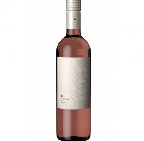 вино Трапиче Астика 750мл Розе 2015