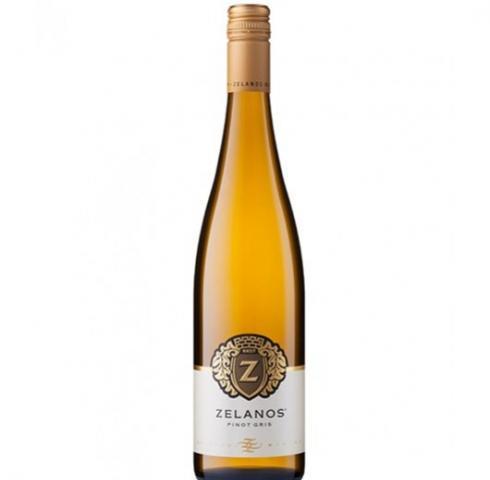 вино Зеланос 750мл Пино Гри