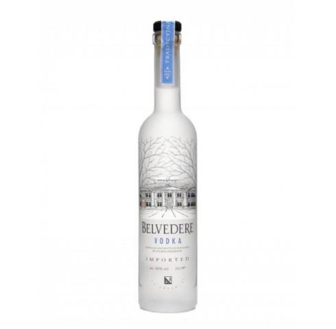 водка Белведере 700мл светеща бутилка