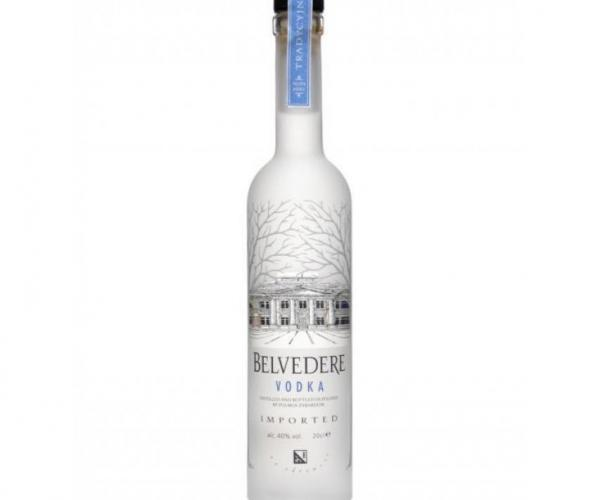 водка Белведере 700мл светеща бутилка p1