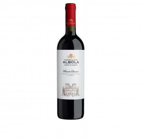 вино Кастело Д'Албола 750мл Кианти Класико