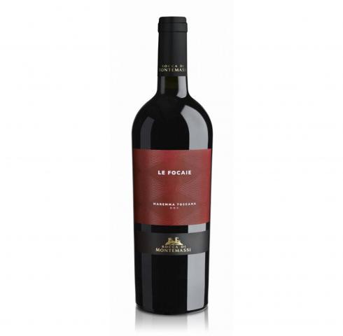 вино Рока Ди Монтемази 750мл Ла Фокайе Марема