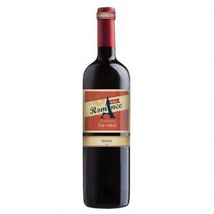 вино Рю Романс 750мл Мерло m1