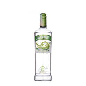 водка Смирноф 1л Зелена Ябълка m1