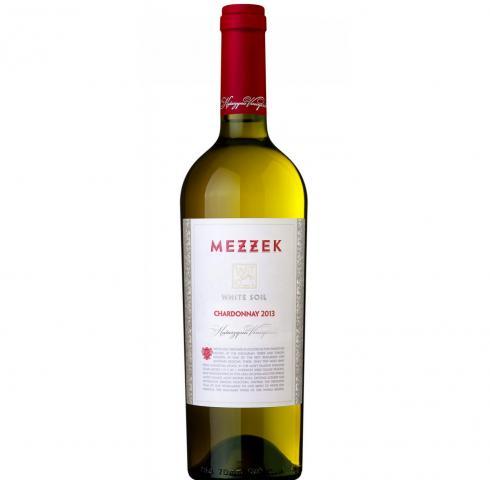 вино Катаржина Мезек Уайт Сойл 750мл Шардоне